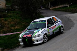 E' Gianluca Martinelli, pilota di Antraccoli, il nuovo leader del Trofeo Rally Automobile Club Lucca