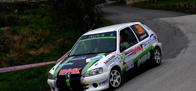 E'Gianluca Martinelli, pilota di Antraccoli, il nuovo leader delTrofeo Rally Automobile Club Lucca
