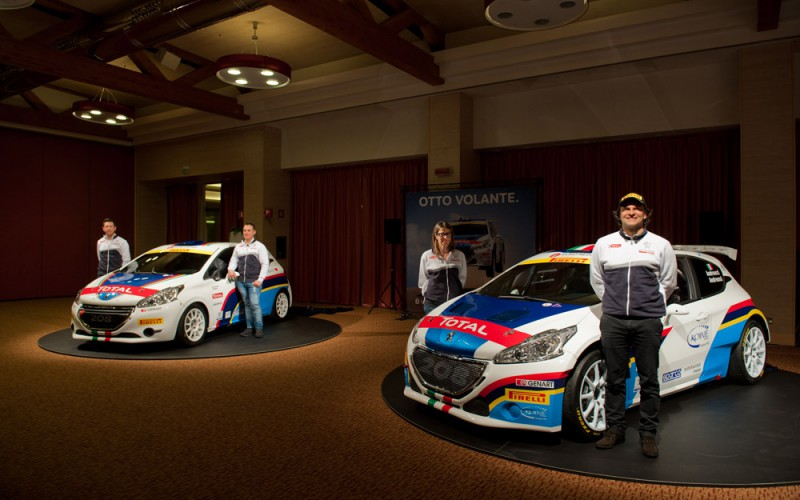 Peugeot Sport Italia alla prova del nove