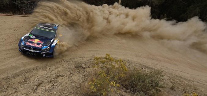 Tre su tre: Ogier e la Polo R WRC vincono anche in Messico