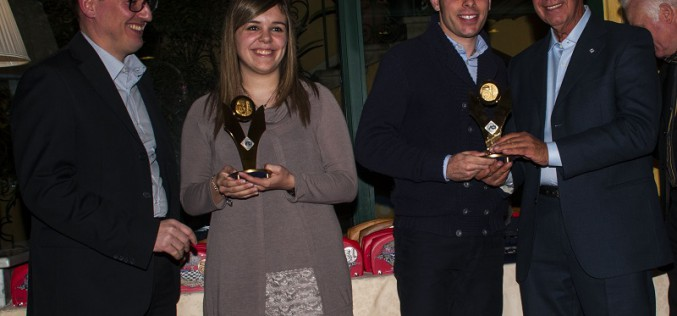 """Premiati i """"Campioni 2014"""" del Trofeo Rally Automobile Club Lucca"""