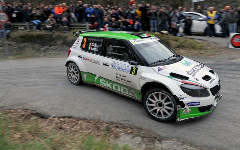 Vinci le emozioni del rally con Škoda Italia Motorsport