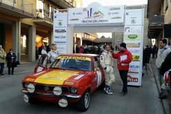Alessandro Ancona e Daiana Darderi, su Opel Ascona B, vincono il 1° Rally Storico dell'Appennino