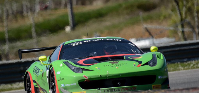 Blancpain Sprint Series – Quinto posto per la Ferrari del Rinaldi Racing