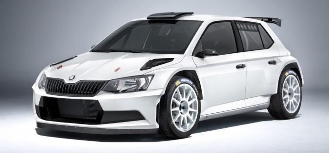 La FIA conferma l'omologazione della nuova ŠKODA Fabia R5