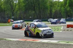 A Monza successo di Scalvini nel Trofeo Abarth Selenia Europa e nel Trofeo Nazionale Acisport Abarth Selenia Italia