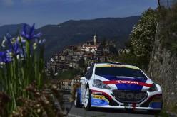 Paolo Andreucci e Anna Andreussi, su Peugeot 208 T16 R5, vincono il 62° Rallye Sanremo