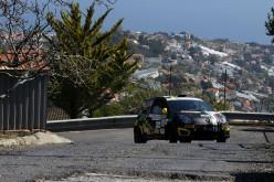 """Corinne Federighi """"a punti"""" nella manche tricolore del Rallye di Sanremo"""
