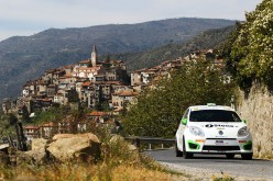 Jolly Racing Team e Gianandrea Pisani sul podio del Trofeo Twingo Top al Rallye di Sanremo
