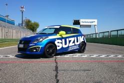 Suzuki SWIFT 1.6 Sport è l'auto ufficiale del CIV