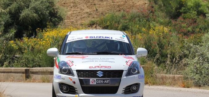 Suzuki Rally Trophy al Rally Adriatico