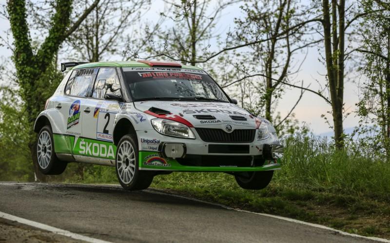 Al 31° Rally della Valdinievole pronti al via 73 equipaggi