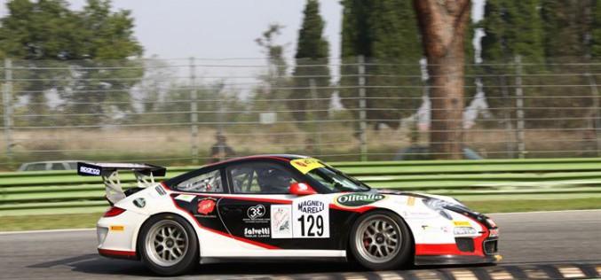 Krypton Motorsport schiera una Porsche nella classe GT Cup per Luca e Nicola Pastorelli