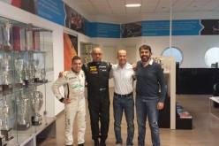 Biagi-Francioni e Mancinelli-Geri (McLaren MP4-12C) al via con i colori Racing Studios