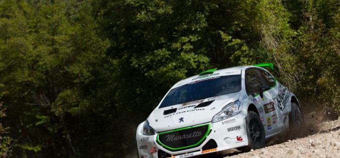 Yokohama conquista ancora il Trofeo Rally Terra