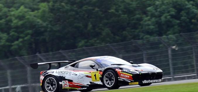 Schirò-Berton i piloti Villorba Corse nel Campionato Italiano Gran Turismo 2015