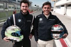E' Andrea Gagliardini il compagno di squadra di Stefano Comandini con la BMW Z4 del ROAL Motorsport