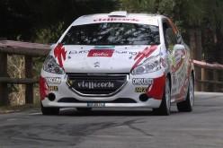 Vieffecorse presente al Rallye di Sanremo con Alberto Rossi