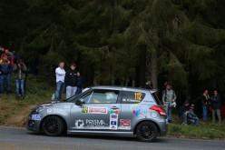 Suzuki Rally Trophy al Rallye Sanremo primi Claudio Vallino e Tiziana De Sole