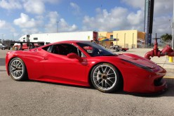 Carboni-Romani nel tricolore GT con la Ferrari 458 Italia del Team Pellin