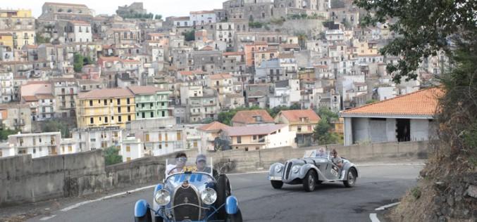 La Targa Florio Classica  sulle strade siciliane dal 16 al 18 ottobre