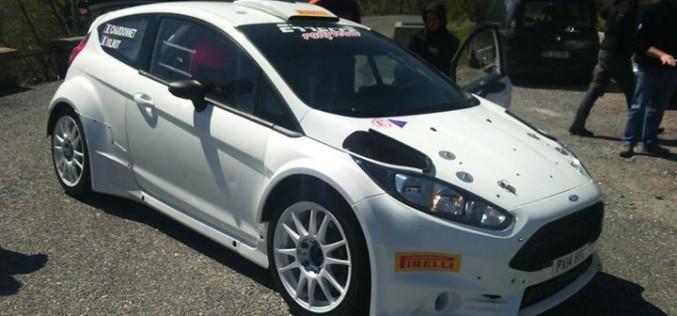 Chardonnet testa la Ford Fiesta sulle Strade del Piemonte