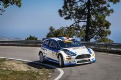 Sebastien Chardonnet pronto per il Rally Adriatico