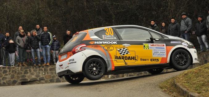 """Max Giannini allo """"start"""" del Rallye di Sanremo"""