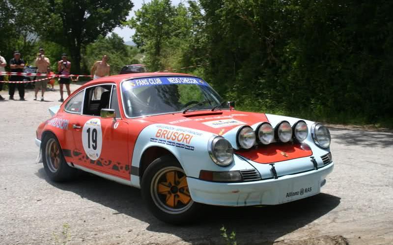 Il 1° Rally Storico dell'Appennino si appresta ad accendere i motori