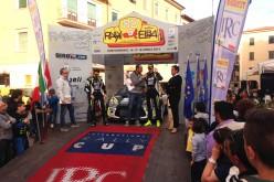 Procar Motorsport secondo posto al Rallye Elba  con la Citroën DS3 R5