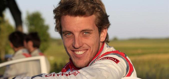 Sebastien Chardonnet iscritto al Sanremo ed al Campionato Italiano Rally 2015