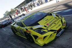 Valori-Cecchi portano in pista  nella GT Cup la Lamborghini Gallardo dell'Eurotech Engineering