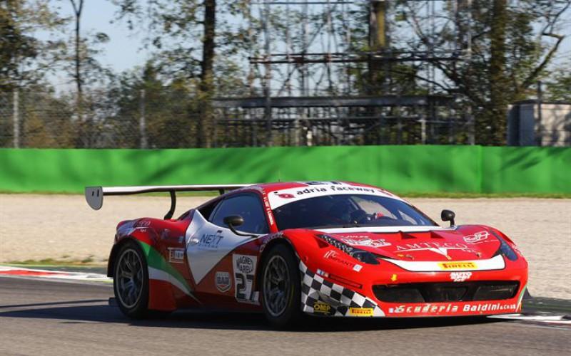 Scuderia Baldini 27  pronta a difendere il titolo GT3 con l'equipaggio Casè-Gattuso