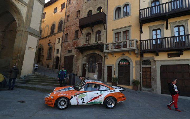 Sono 166 gli iscritti al 11° Rally Campagnolo