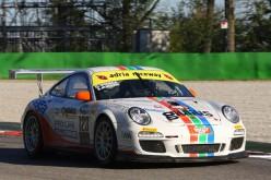 Sabino De Castro completa l'equipaggio del Drive Technology Italia che schiera una Porsche 997 nella classe GT Cup