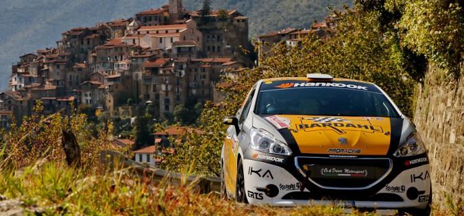 """Sterrato """"Adriatico"""" per Max Giannini: il pilota al via della manche del Tricolore Rally"""