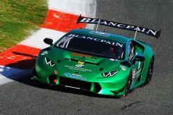 II Lamborghini Blancpain Super Trofeo inaugura la stagione europea a Vallelunga con o primi test ufficiali