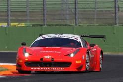 Altre due Ferrari 458 Italia si schierano nella classe GT3 del Campionato Italiano Gran Turismo