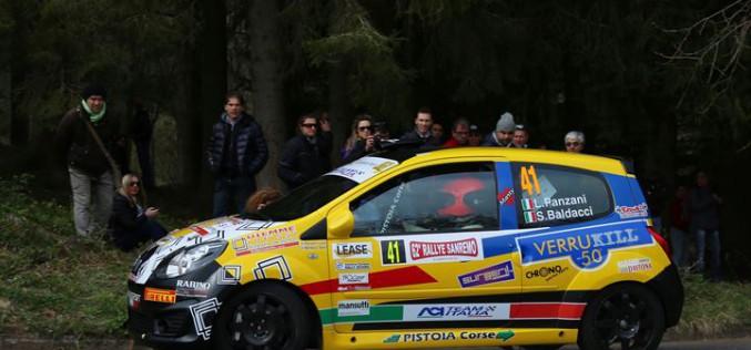 Luca Panzani pronto per il 22° Rally Adriatico