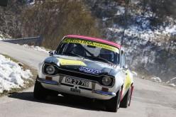Campionato Italiano Rally Auto Storiche Al Sanremo Rally Storico il secondo round