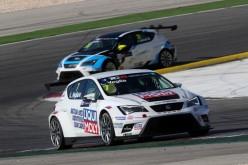 "Lorenzo Veglia sul podio ""TCR"" a Portimao"