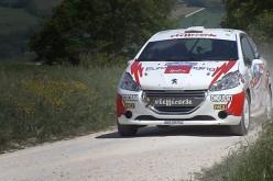 Ottima ma sfortunata gara di Alberto Rossi del Team Vieffecorse al Rally Adriatico