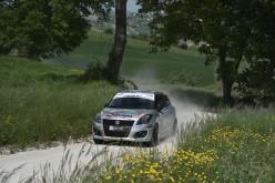 Al Suzuki Rally Trophy l'Uliana che non ti aspetti