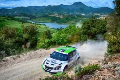 Umberto Scandola e Guido D'Amore Skoda Fabia Super 2000 sono i vincitori del 22° Rally Adriatico