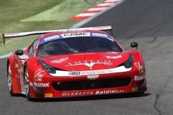 CAME corre con il Campionato Italiano Gran Turismo 2015