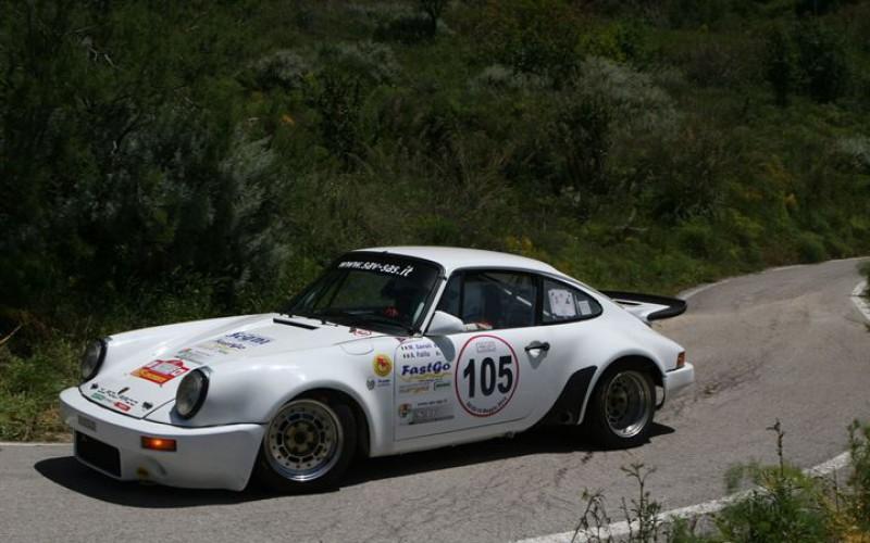 Il Targa Florio Historic Rally è il quarto round del Tricolore