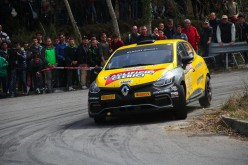 Al Targa Florio torna il Trofeo Renault Clio R3T Produzione
