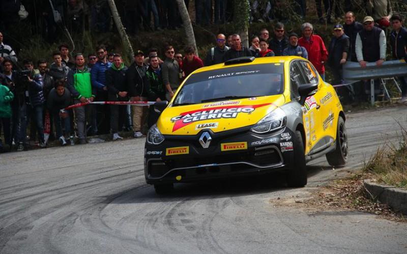 Nel Campionato Italiano WRC è pronto il Renault Challenge 2 RM