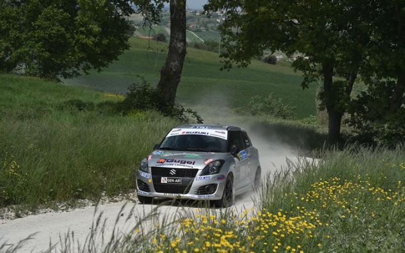 Suzuki Rally Trophy: Targa Florio ago della Bilancia?