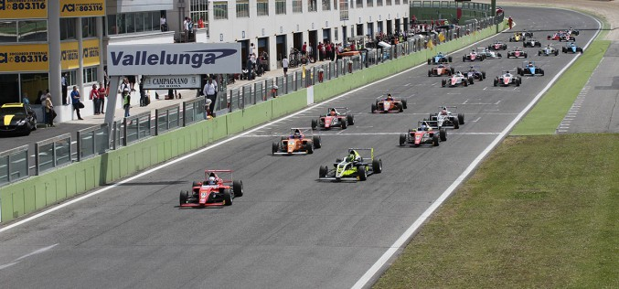 Concluso a  Vallelunga il primo ACI Racing Weekend 2015